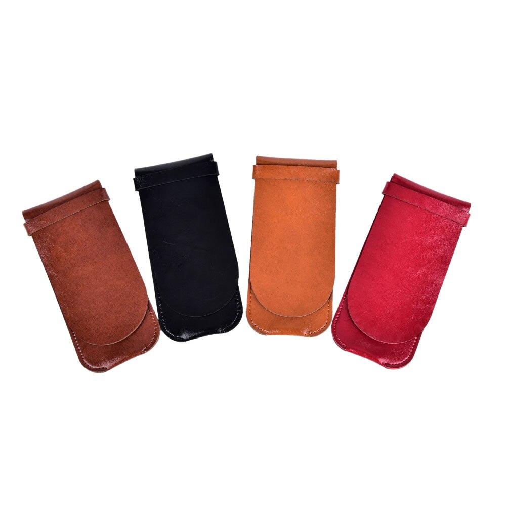 Pluma de alta calidad bolsa caso bolsa de regalo para la bola de rodillo lápiz bolsa pluma bolígrafo bolsa