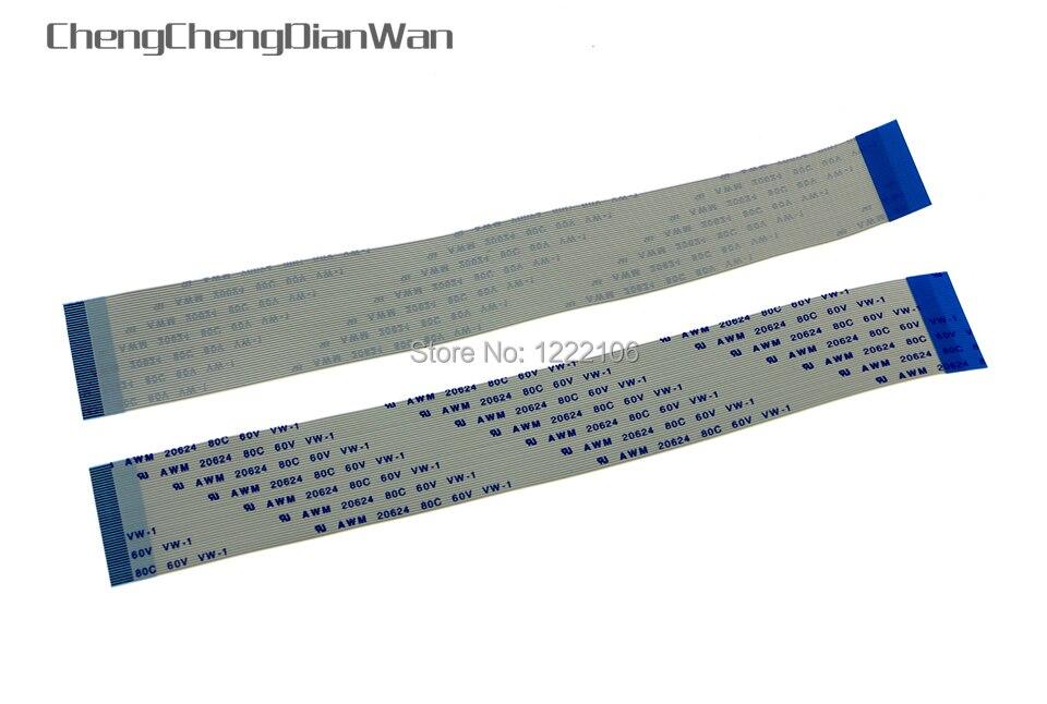 ChengChengDianWan 60pcs/lot OEM kes-850A laser cable flex cable kem-850A ribbon cable for ps3 super slim 4k console