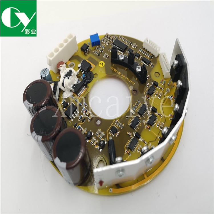 SM52 PM52 Fan Internal Drive Board G3G125-AA20-01 F2.179.2111