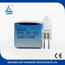 Lampe halogène dorigine allemagne JC 6V20W G4 ESB 6 V 20 W 2 broches ampoule microscope à capsule shipping-10pcs gratuite