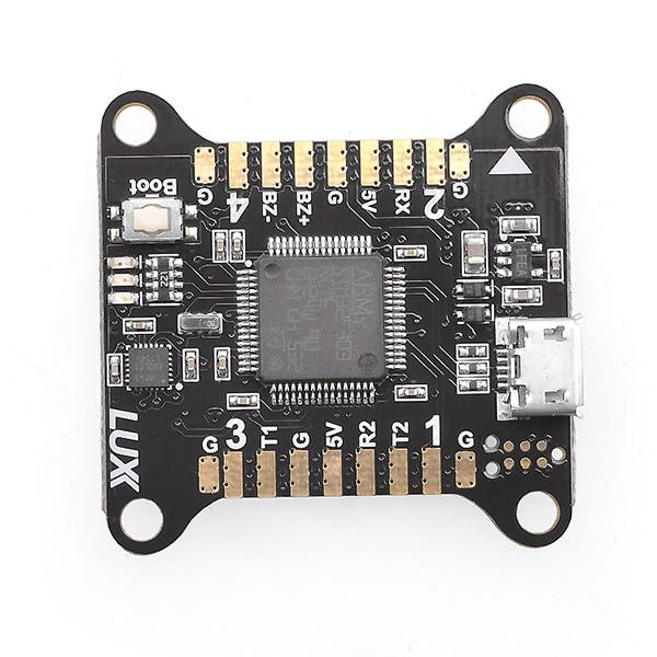 Контроллер полета FPV с процессором F3 для гоночных квадроциклов, как Lumenier LUX Racer