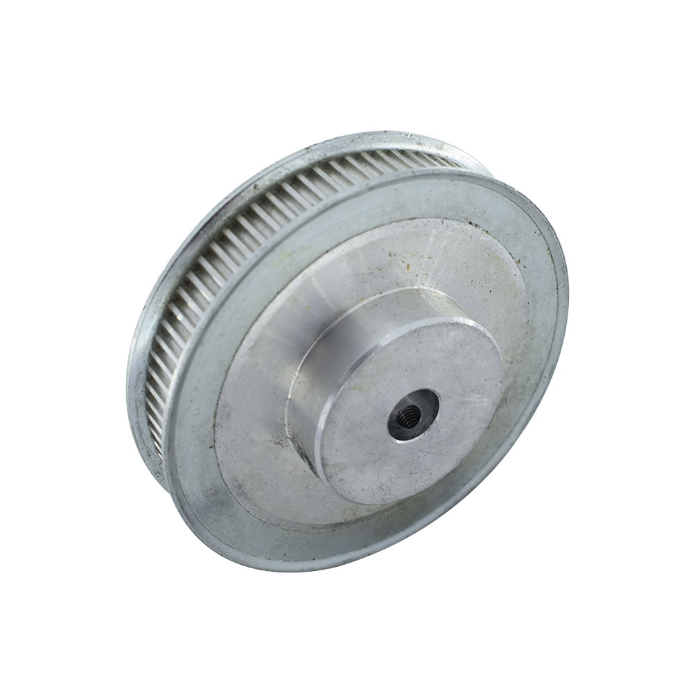 Aluminum Alloy HTD 3M Type 80T 80 Teeth 8/10/12/15/20mm Inner Bore 3mm Pitch 11 Belt Width Synchronous Timing Belt Pulley