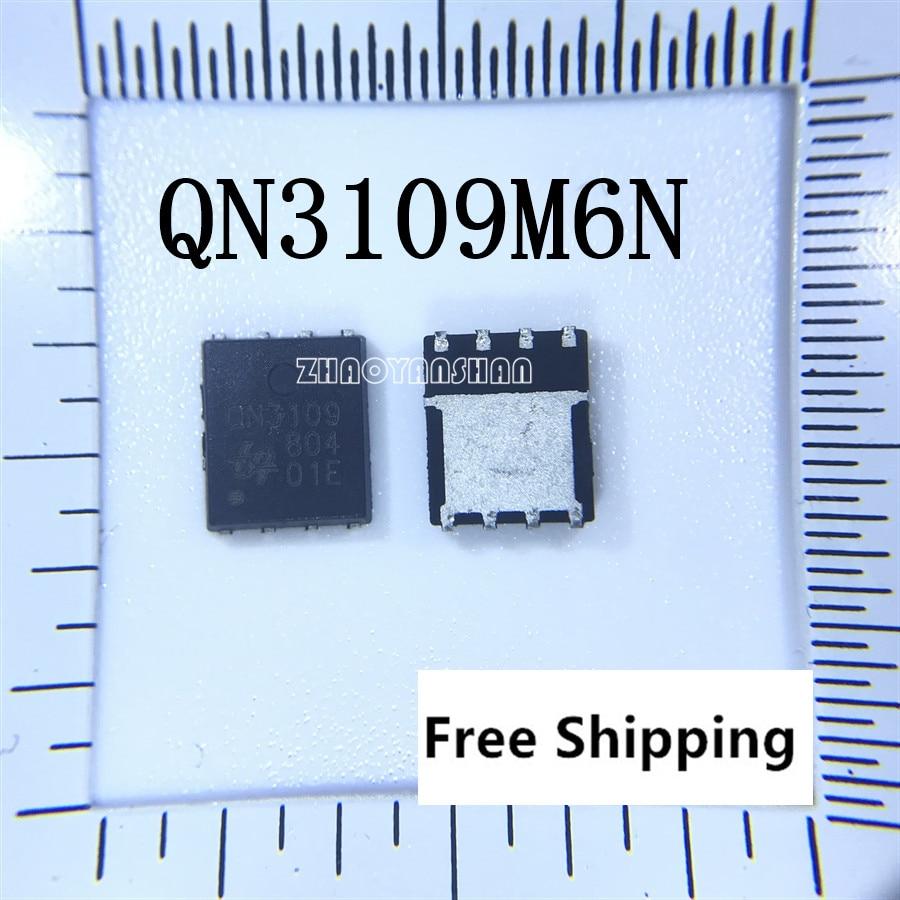 10 piezas X QN3109M6N QN3109 DFN-8 nuevo envío gratis