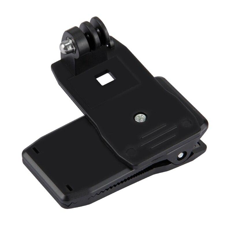 Mochila Clip adaptador de cámara multifuncional montaje giratorio abrazadera soporte de mano cardán expansión Accesorios