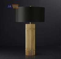 led e27 Retro American Iron Fabric Copper Chrome LED Lamp.LED Light Table Light.Table Lamp.Desk Lamp.LED Desk Lamp For Bedroom