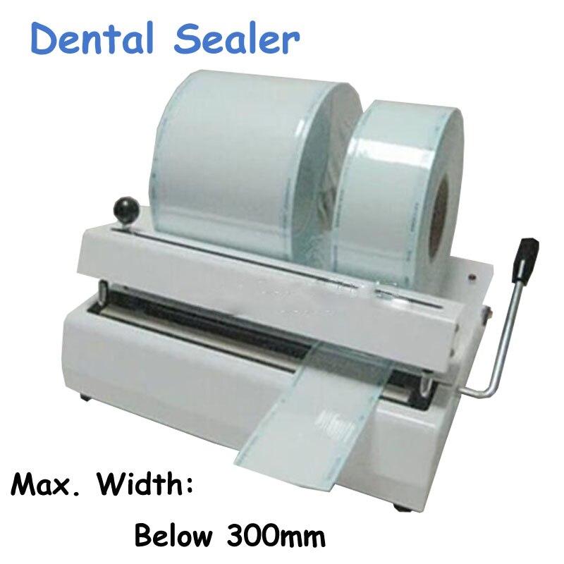 Dental Medical Disinfection Sterilization Bag Sealing Machine 550W Oral Dental Disinfection Sealing Machine