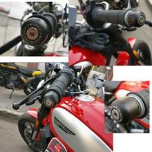 KODASKIN moto CNC barre de poignée en aluminium bouchon dextrémité bloc de main pour DUCATI brouilleur Ducati brouilleur