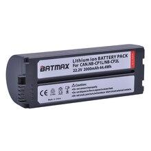 1Pc 2000mAh NB-CP2L NB CP2L Battery for Canon NB-CP1L CP2L Canon Photo Printers SELPHY CP800, CP900,