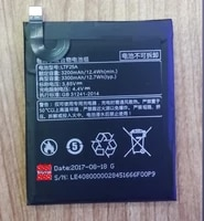 100 original backup for letv 3s ltf25a battery for for letv 3s ltf25a smart mobile phone tracking number in stock