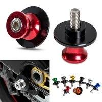 8mm swingarm spool slider for ducati monster 600 620 695 750 800 1000 hypermotard 796 821 scrambler streetfighter 848 supersport