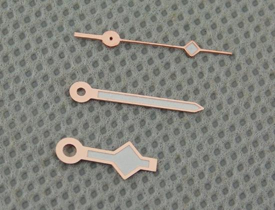 Relojes Corgeut de oro rosa (dos colores para elegir) con ajuste de manos Miyota 8205/8215 Mingzhu 2813 movimiento automático p392