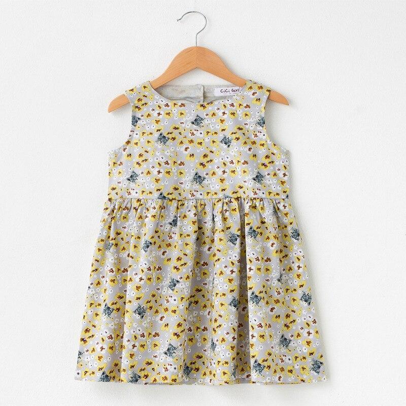 От 3 до 13 лет Одежда для девочек летнее платье детское с бабочками v образным