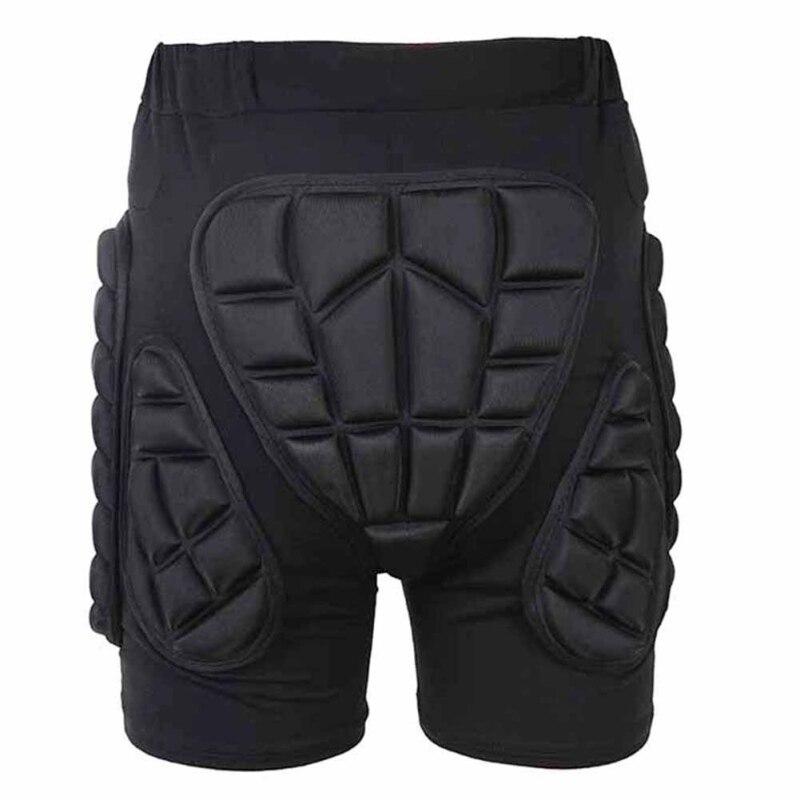 EE. UU. Envío de Esquí Skate pantalones cortos de Overland de almohadillas para armadura caderas las piernas de pantalones cortos de viaje de equipos de la cadera