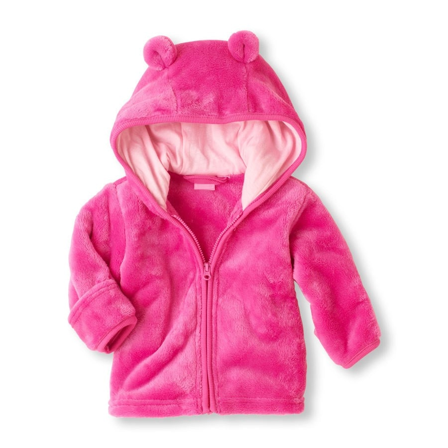 Casaco de inverno para bebês, casaco com capuz para bebês, roupa de neve para bebês, macacão super coral, de veludo, branco azul, rosa