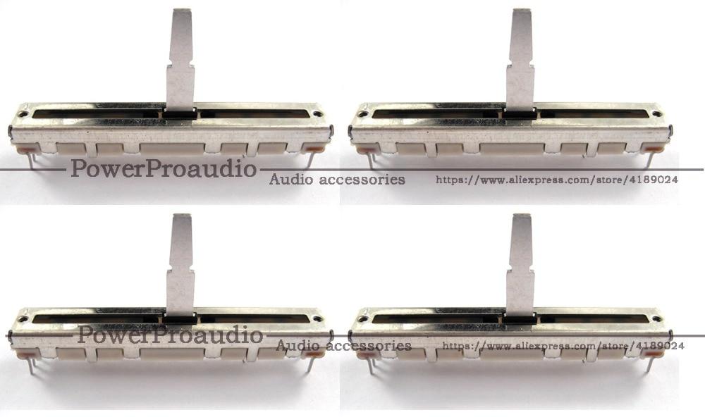 4 peça original peça de reposição dcv 1020 dcv1020 para pioneer djm600 djm700 djm800 djm900, fader