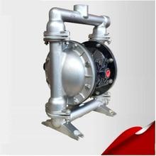 Pompe à diaphragme en acier inoxydable   Pompe dextraction pneumatique avec diaphragme F4