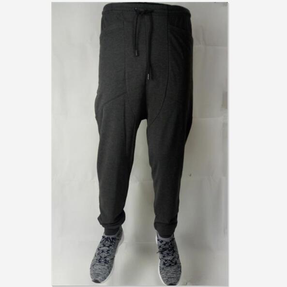 Pantalones holgados de moda Ephebe pantalones de chándal de Hip hop para hombre Pantalones de harén para hombre pantalones de hombre Primavera Verano XXL