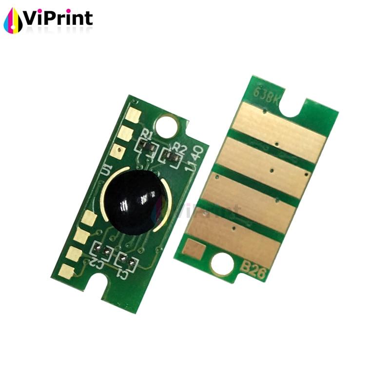 20 piezas cartucho de tóner chip para xerox Phaser 6510 WorkCentre 6515n 6515dn DN DNM DNI láser MPFs de recarga de polvo de patatas fritas