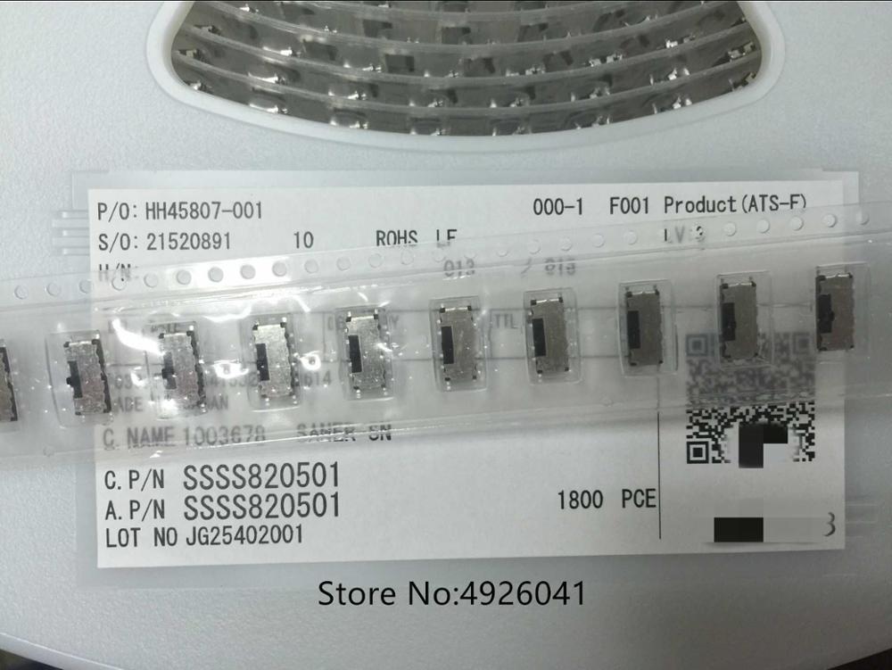 15 pces remendo ssss820501 toggle switch 12 pés 3 arquivos