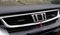 rear air vent outlet cover trim 1pcs for nissan qashqai 2015 2016 2017