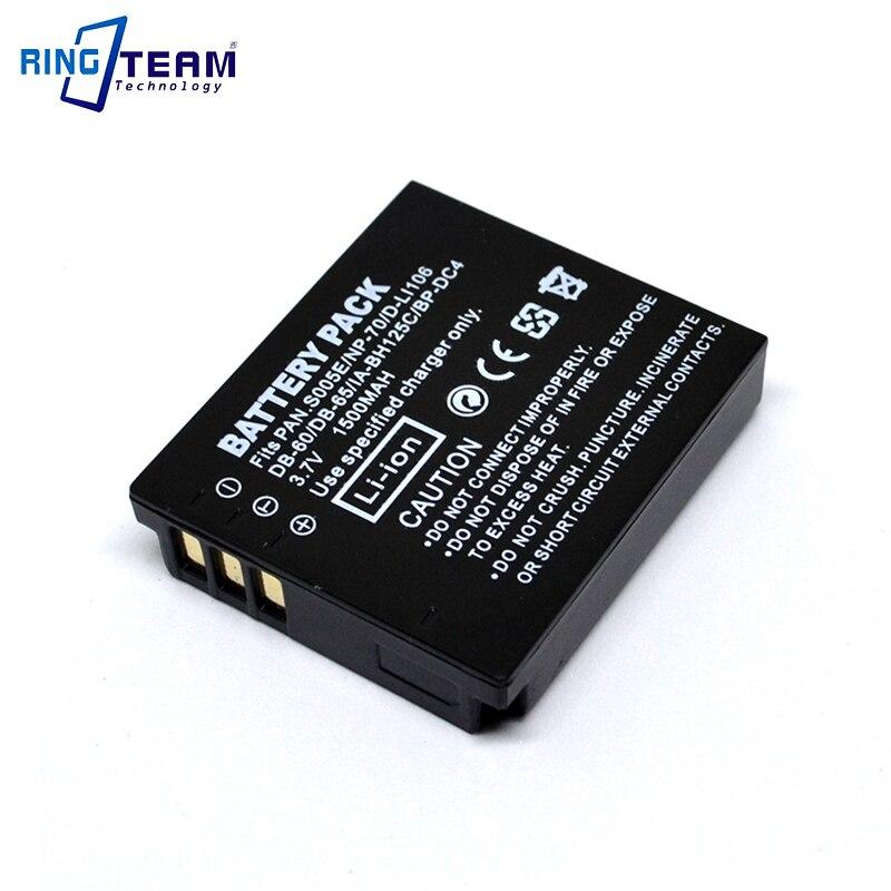 FNP-70 FNP70 NP-70 NP70 Digital Paquete de batería para Fujifilm FinePix cámaras F20 F40 fd F45 fd F47 fd F40fd F45fd F47fd.