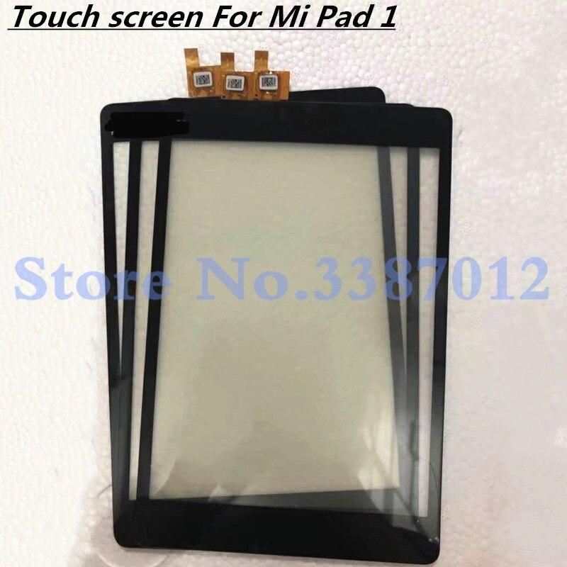7.9 החלפת באיכות גבוהה עבור שיאו mi mi pad mi Pad 1 A0101 מגע מסך Digitizer חיישן חיצוני זכוכית עדשת לוח