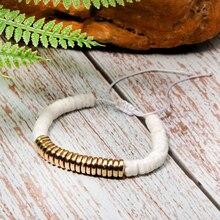 Lune fille coquille naturelle Bracelet pour femmes charme mode Chic amitié fille Cowrie Boho Pulseras Femme cadeau livraison directe