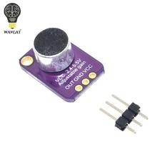 GY-MAX4466 módulo amplificador de micrófono Electret MAX4466 ganancia ajustable para Arduino