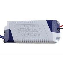 (25-36) x1W LED pilote externe 300mA DC 75 V ~ 130 V LED pilote 25 W 27 W 30 W 31 W 35 W 36 W alimentation AC 110 V 220 V pour les lumières de LED