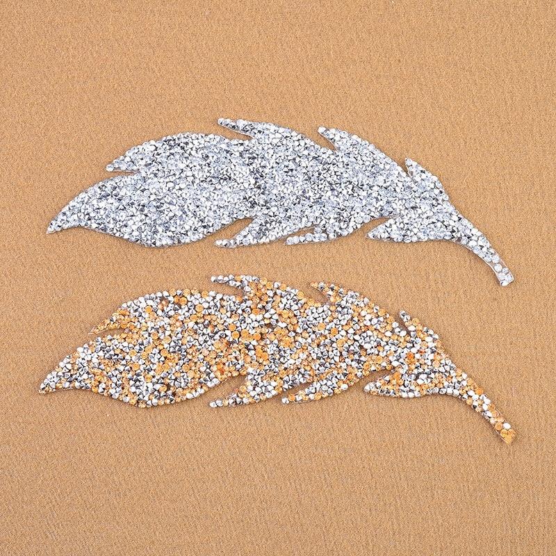 Palo de taladro de mano con parche de hierro para estampado en caliente, Adhesivo de diamantes de imitación DIY
