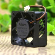 Için Nidec U30R12NS1Z5-51 30mm 30x30x15mm DC 12 V 0.05A 3 cm mikro projektör mini soğutma fanı 8000 RPM 3.18CFM