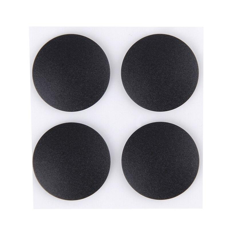 4 unids/lote cubierta inferior goma pie alfombrilla soporte portátil reemplazo pies Base para Macbook Pro Retina A1398 A1425 A1502 negro