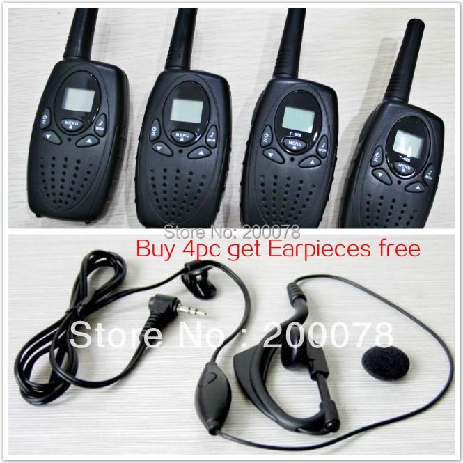 большие расстояния 2 рации interphone diy установка системы гид vox наушники стороны- бесплатно w/121 индивидуальный код( earphones*4 бесплатно