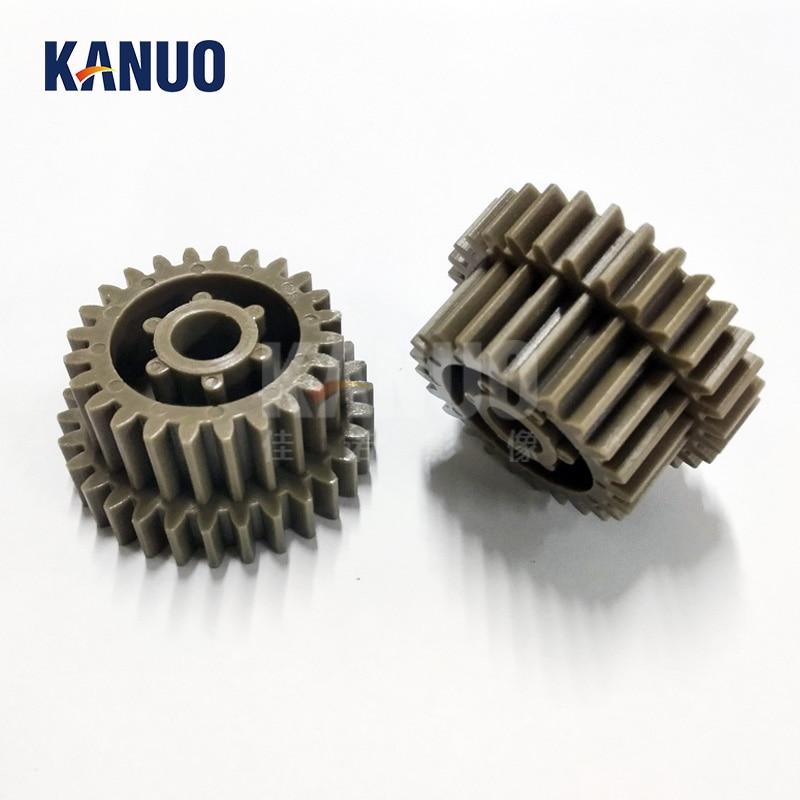 327C1061319/327D1061319/327C1061320A engranaje de secadora para Fuji 550/frontera minilab 570/590 (2 unids/lote)