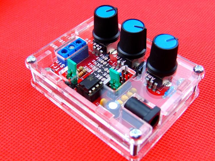 High-precision Signal Generator XR2206 DIY Parts with Shell Original IC