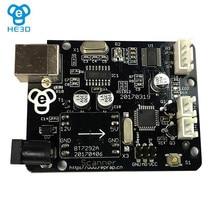 Carte de scanner 3d HE3D, carte mère intégrée, accessoires de bricolage pour scanner 3d