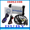 ISDS210B 4 IN 1 Dual Channel PC USB Tragbare Digitale Oszilloskop + Spectrum Analyzer + DDS + Sweep 40 mt 100 ms/s
