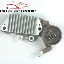 MH ELECTRONIC For Toyota For Denso 126000-7010 126000-2340 Alternator Voltage Regulator 24 Volt S-IG-L Terminals 28.0 Vset IN461
