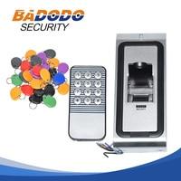 Metal Biometric Fingerprint Door lock Access Control System Standalone Access Controller Metal Fingerprint Reader