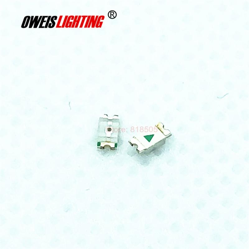 50 Uds 1206 850NM (28-30 mW)/1206 940NM (18-20 mW) SMD LED 3216 LEDs IR 20mA 1,3-1,5 v 3,2*1,6mm infrarrojo LED emisor