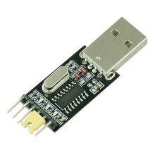 USB naar TTL converter UART module CH340G CH340 3.3 V 5 V schakelaar
