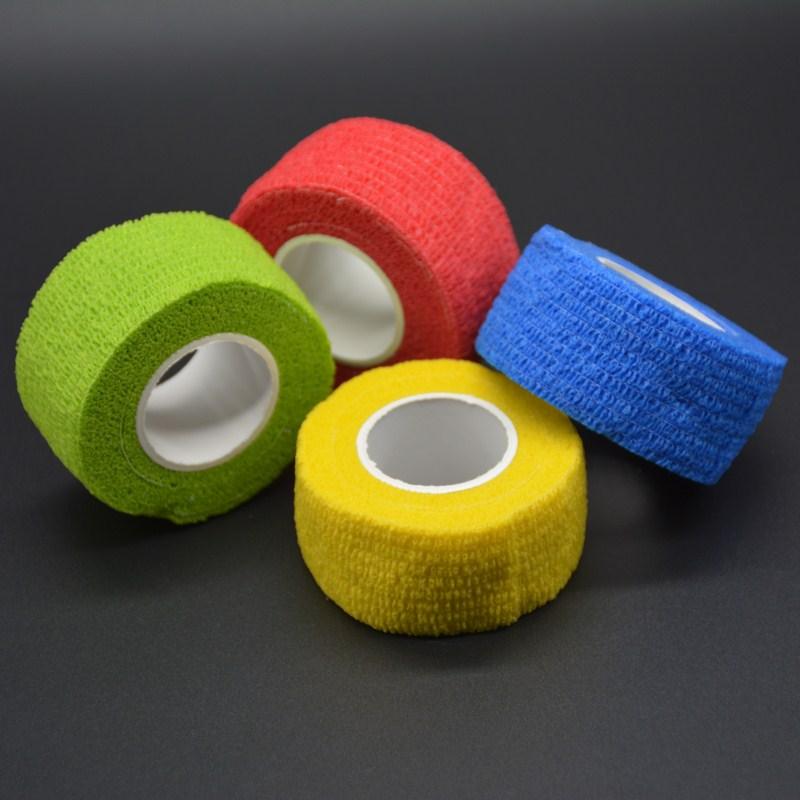 MAOHANG 1pcs New Nail Wraps Skin Protective Adhesive Finger Bandage Non Woven Treament Care Nail Art Salon Polish Tools
