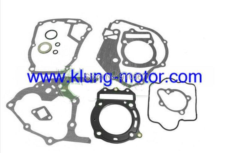 Transporte rápido! Cfmoto 250cc 172 papel kit junta para kazuma, Kinroad, Joyner, Goka, Renli, Motocicleta de buggy peças de motor