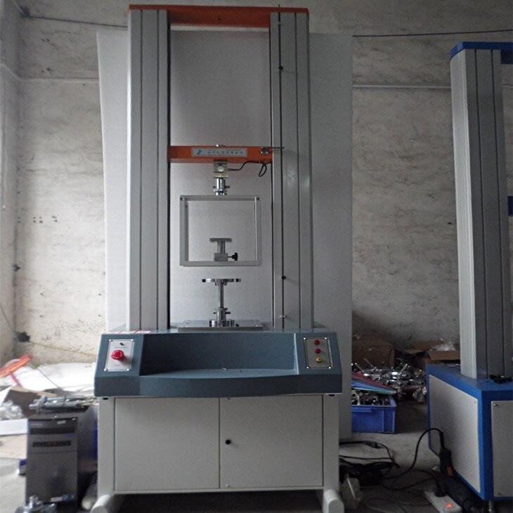 Resistência à tensão de coluna dupla de microcomputador/testador de teste elástico/equipamento/máquina