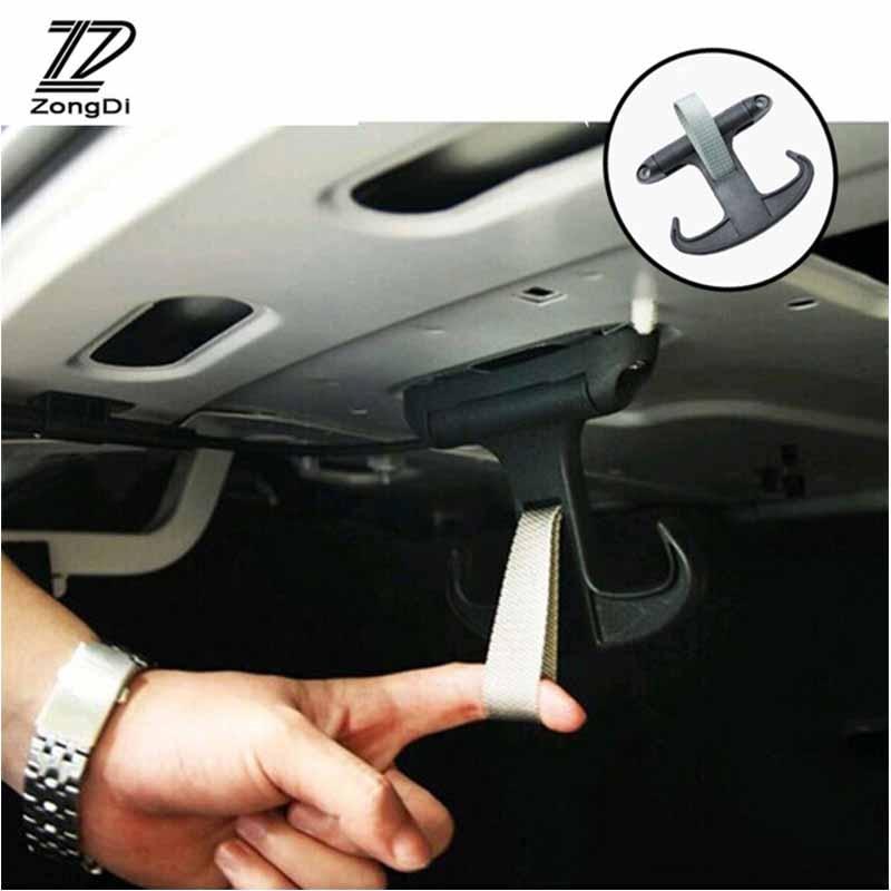 ZD Car Trunk Hook Horns With Damping For Skoda Octavia Volkswagen VW Passat B5 B6 B7 CC Golf 4 5 6 7 Jetta MK5 Mk6 Accessories