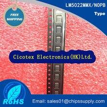 5pcs/lot LM5022MMX MSOP10 LM5022MME 5022 IC REG CTRLR BOOST/SEPIC 10MSOP LM5022MMX/NOPB