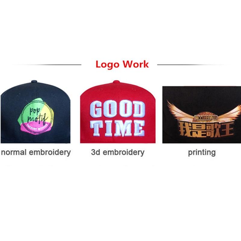 Wholesale 10PCS/LOT Personalized Snap Mesh Back Cap Adult Kids Size Personalization Logo Text Custom Baseball Hat Trucker Cap