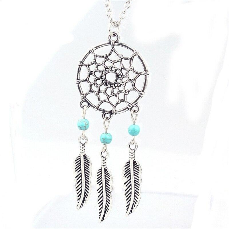 2017 kettingen apanhador deixa collier pingente colar cor prata menina bib gargantilhas pingentes & colares colares sonho do vintage