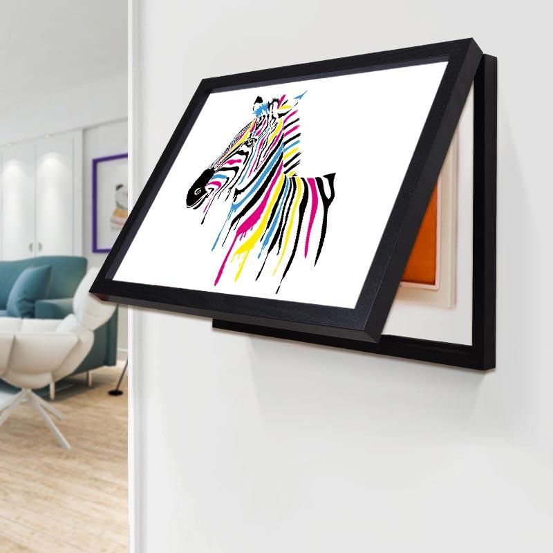 Caixa caixa de distribuição dentro da sala de estar pintura decorativa quadro pinturas murais de simples moderna pintura mural