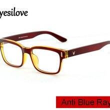 Classic Anti-blue ray myopia glasses blue light blocking filter computer eyeglasses prescription gla